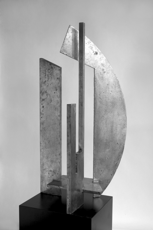 sculpture unique piece 1966